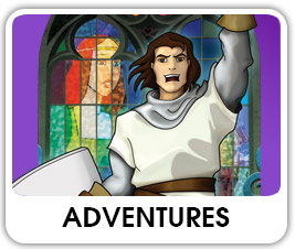 adventures series for kids, cartoon videos