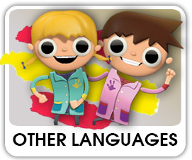 cartoon and kids videos in several languages - Cartoon Pictures For Kids